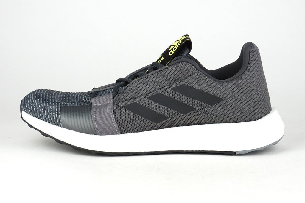 ADIDAS SENSEBOOST GO Men's grey running shoes irun irunsg
