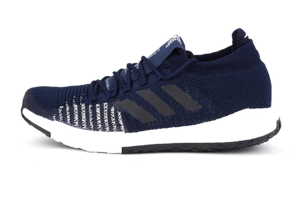 adidas pulseboost hd running shoes for men, navy blue, irun irunsg FU7340