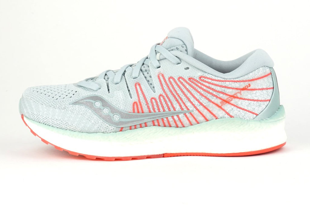 SAUCONY LIBERTY ISO 2 Women's Running Shoes white S10510-45 iRun singapore irunsg