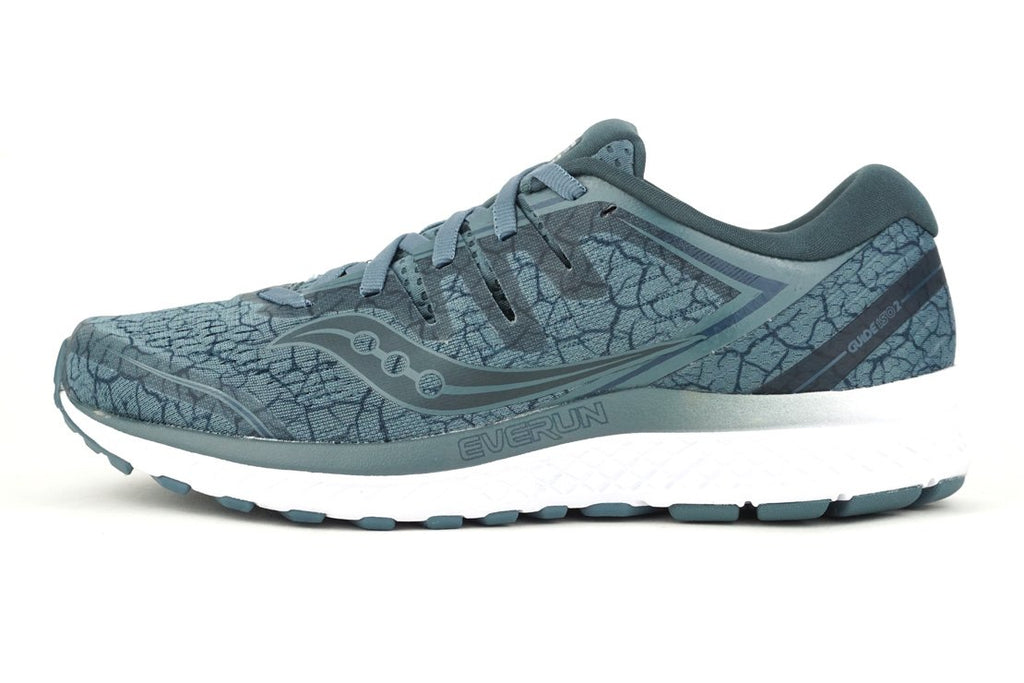 Saucony Guide Iso 2 stability running shoes for men blue irun irunsg