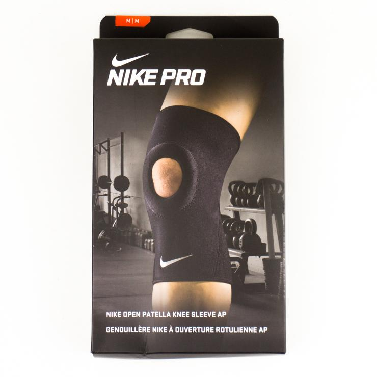 NIKE PRO OPEN-PATELLA KNEE SLEEVE - iRUN Singapore
