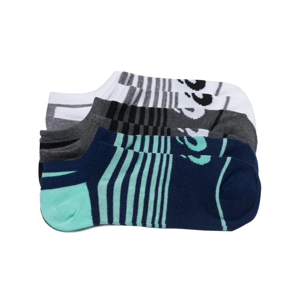PERFORMANCE NO-SHOW SOCKS 3PACK