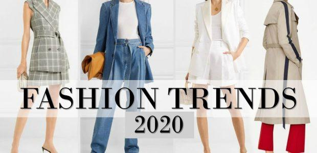 Top 15 summer fashion trends in 2020