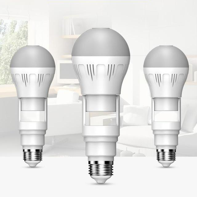 Light Bulb Security Camera - CooolPanda