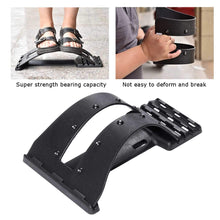 Load image into Gallery viewer, Magnetic Back Massage Muscle Stretcher - Fit  Beauty Ness