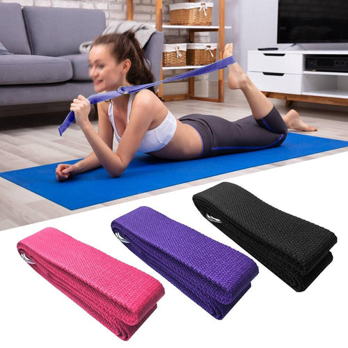 Yoga Equipment Set - Fit  Beauty Ness