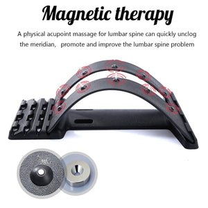 Magnetic Back Massage Muscle Stretcher - Fit  Beauty Ness