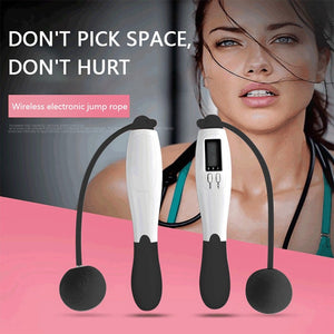 Jump Ropes Smart Electronic Digital 😍 - Fit  Beauty Ness