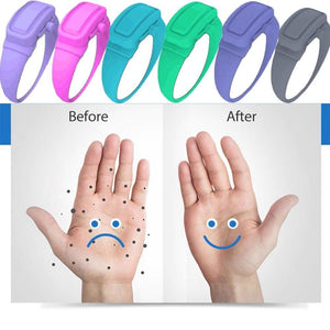 Wristband Hand Dispenser - Fit  Beauty Ness
