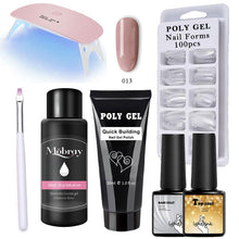 Load image into Gallery viewer, Poly Gel Kits 30g - 14pcs/kit 😍 - Fit  Beauty Ness