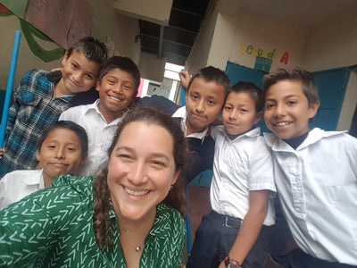 The Beauty of Giving Back: Glasswing Founder Celina de Sola