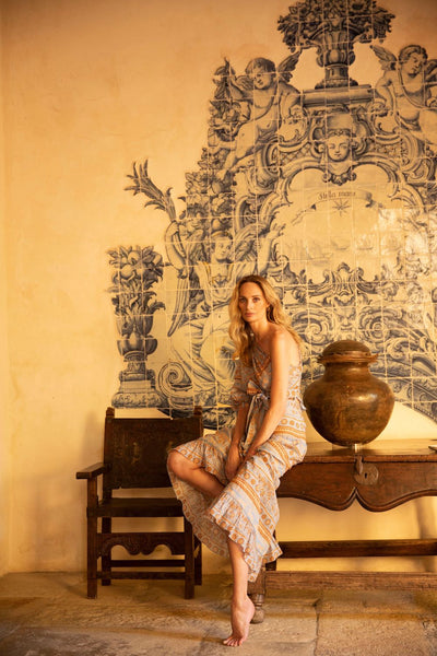 ic: Andrea Swarz Portrait of Lauren Santo Domingo for Moda Operandi