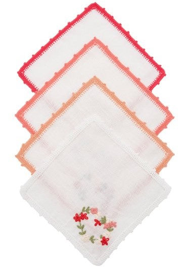 ic:  Ivy Heart Cocktail Napkins