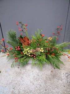 Sustainable Seasonal Centrepiece