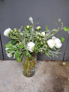 Sustainable Winter Foliage Bouquet