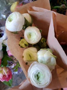 Fresh Cut Ranunculus