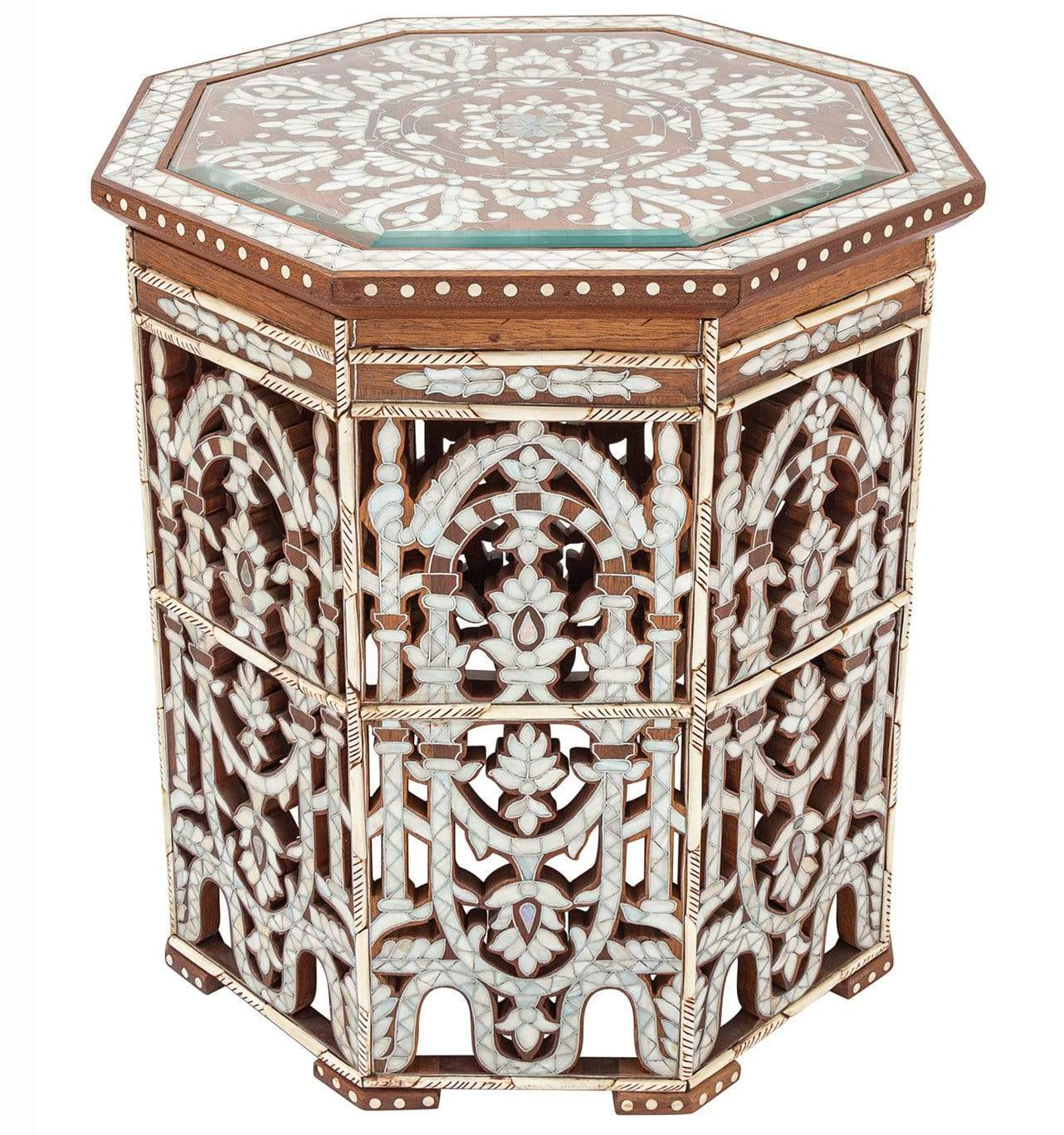 MOULAY SIDE TABLE