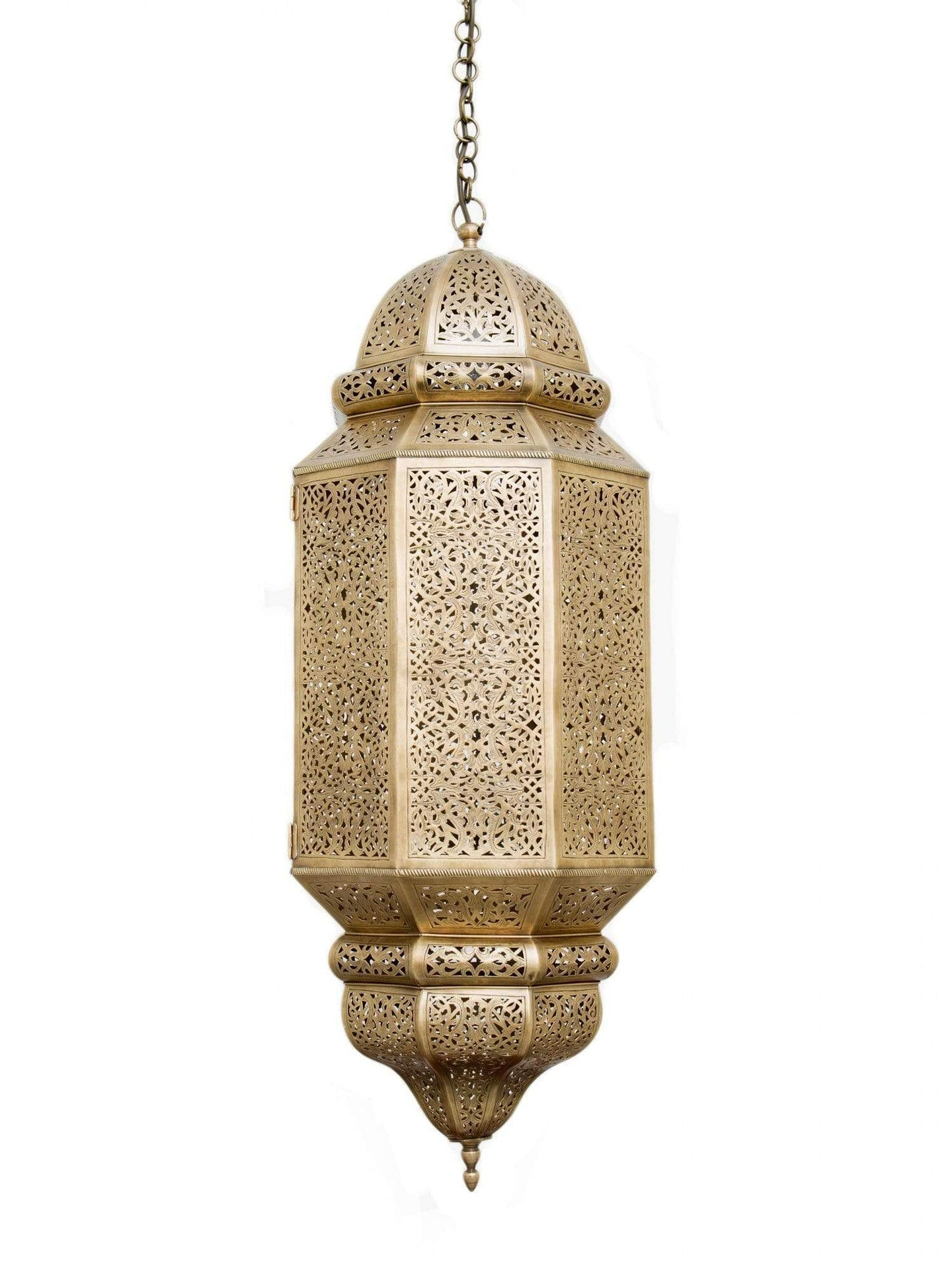 JAVA PENDANT – ANTIQUE BRASS (LARGE)