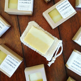 Handmade soap and shower steamers