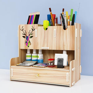 Creative Pen Holder Box - Harper Capital Solutions