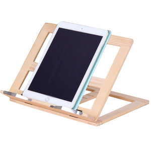Wooden Frame Reading Stand - Harper Capital Solutions
