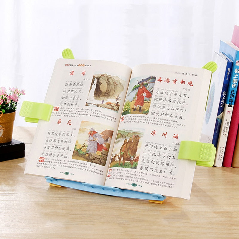 Foldable Book Stand Holder - Harper Capital Solutions