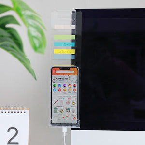 Memo Sticky Note Card Holder - Harper Capital Solutions