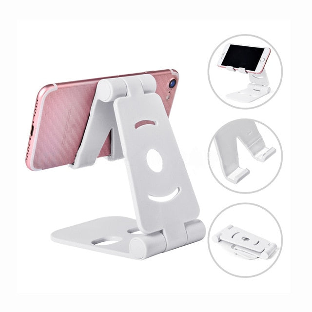 Compact Phone Stand Holder - Harper Capital Solutions
