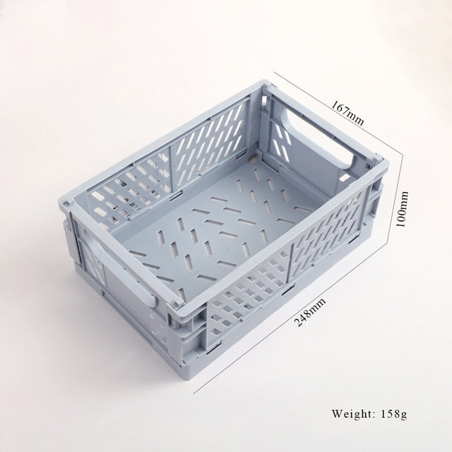 High Capacity Foldable Storage Box - Harper Capital Solutions