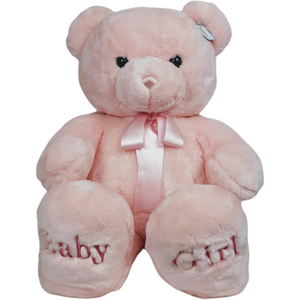 Jumbo Baby Boy/ Baby Girl  Bear 36 ""