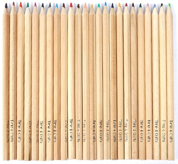 Colouring Pencils 24 Pack