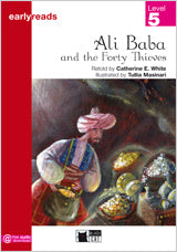 Ali Baba And The Forty Thieves (Audio @)