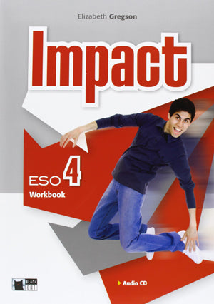Impact 4 Workbook (Internacional)+Cd Audio