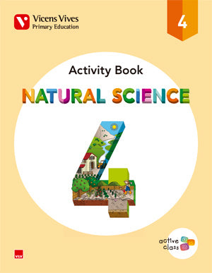 Natural Science 4 Activity Book (Active Class)