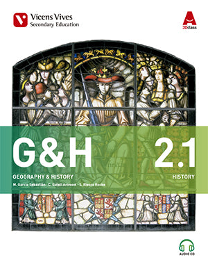 G&H 2 (2.1-2.2)+2cd's (Geography/History) 3d Class