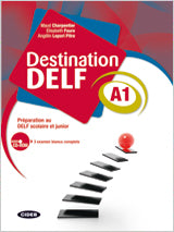 Destination Delf A1+Cdr