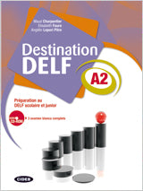 Destination Delf A2+Cdr