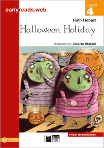 Halloween Holiday (Audio @) (Earlyreads)