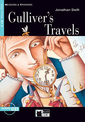 Gulliver's Travels+ Cd (B1.2 R&T)