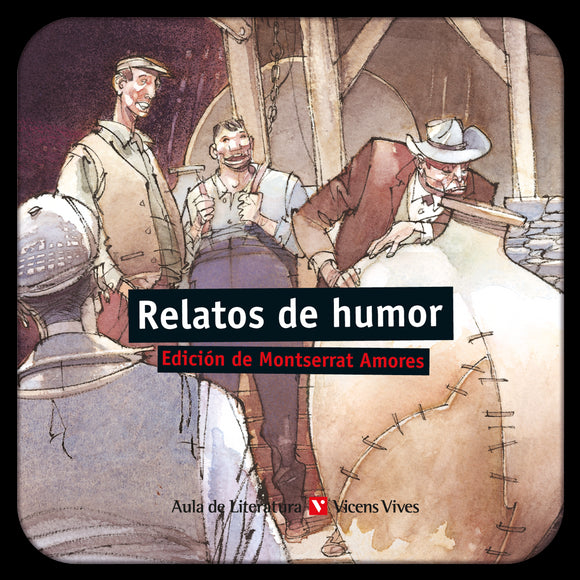 Relatos De Humor (Digital) Aula Literatura