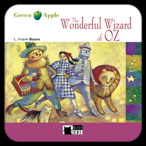 The Wonderful Wizard Of Oz (Digital) Green Apple
