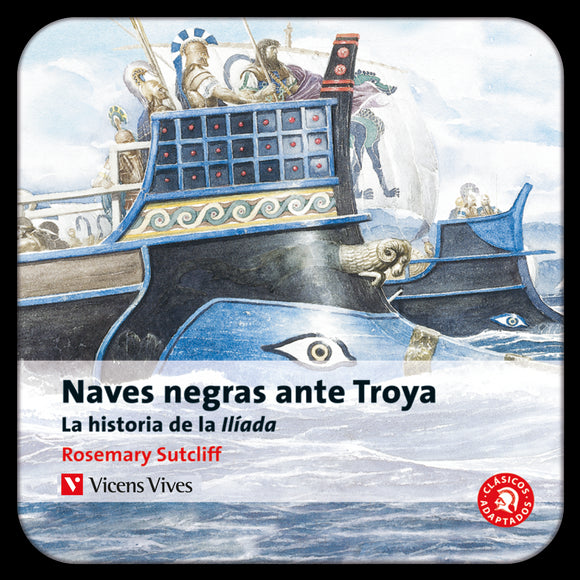 Naves Negras Ante Troya (Digital)