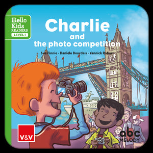 Charlie And The Photo...(Digital) Hello Kids