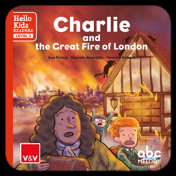 Charlie And The Great Fire...(Digital) Hello Kids