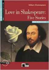 Love In Shakespeare Five Stories+Cd