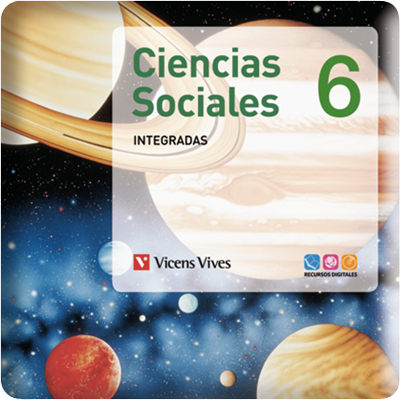 Ciencias Sociales Integradas 6 Colombia (Digital)