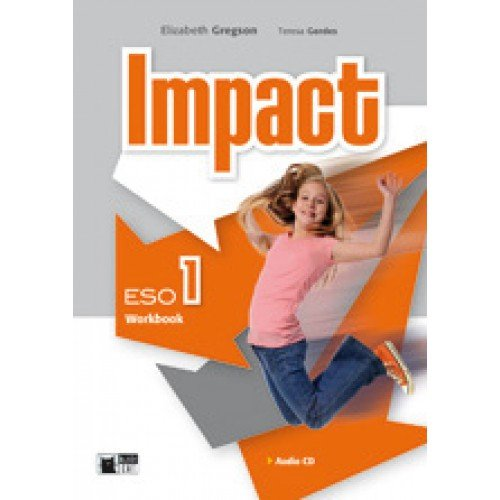 Impact 1 Workbook (Internacional)+Cd Audio