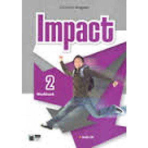 Impact 2 Workbook (Internacional)+Cd Audio