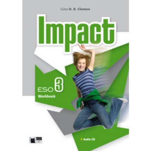 Impact 3 Workbook (Internacional)+Cd Audio