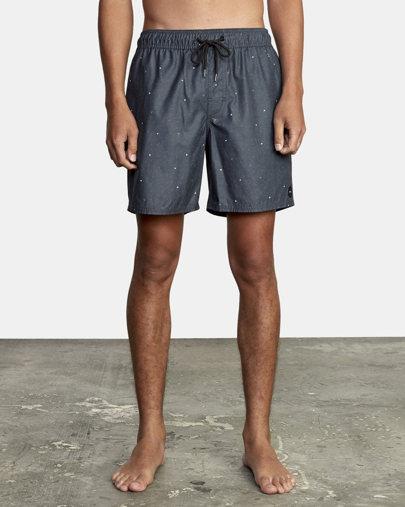 Club Elastic Shorts - Black